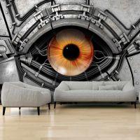 Watchman fotostat - flot foto tapet til væggen
