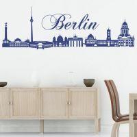 Wallsticker Berlin - NiceWall.dk