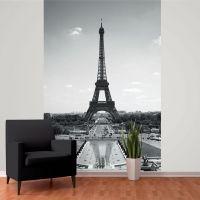 Eiffel tårnet - Foto tapet - Foto stat