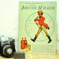 Johnnie Walker Metalskilt - NiceWall.dk