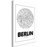 Retro Berlin billede
