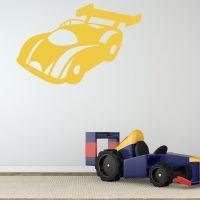 Wallsticker Formel 1 Racerbil - NiceWall.dk