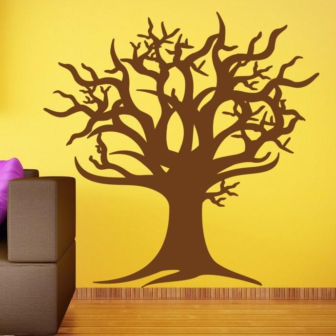 Wallsticker Efterårstræ
